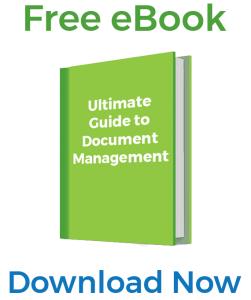 download the ultimate guide to document management